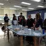 Soap Making Class at John Adams Academy 001