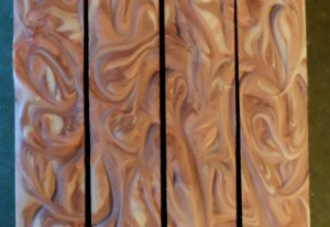 Four Logs of Vanilla Fig Soap