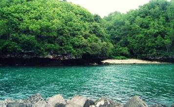 Menguak Kisah Masa Lalu Sungai Bengawan Solo Purba Di Pantai Gunung Kidul