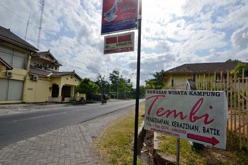 Desa Wisata Tembi, Suguhkan Keindahan Alam Sewon Bantul