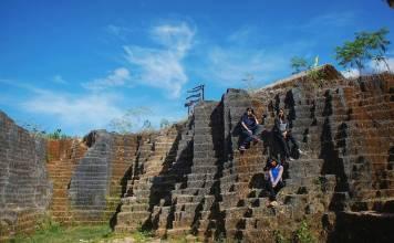 Watu Giring Gunung Kidul Yang Mempesona Hasil Pahatan Maha Karya