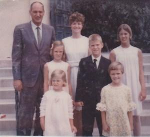 ~circa 1968~ (I'm the smallest)