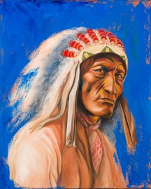 The_Chief-16x20