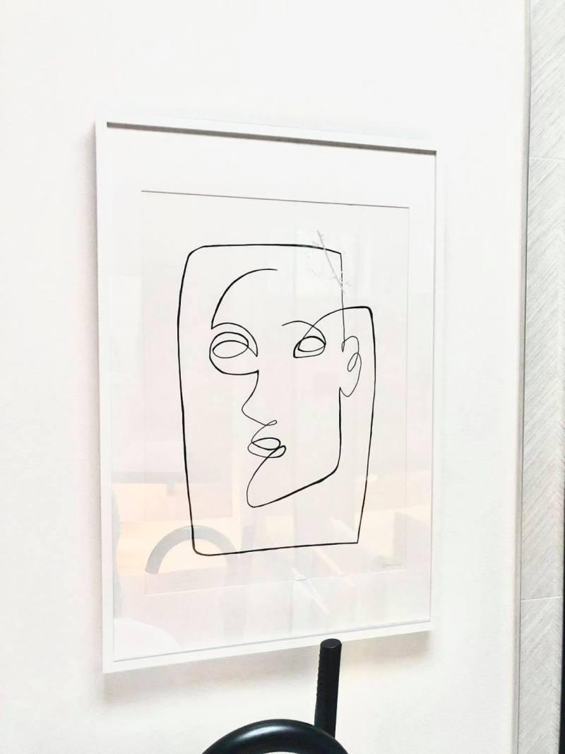 Sobia Shuaib - Line Art 5