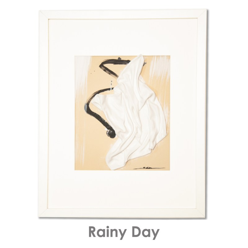 Sobia Shuaib - Rainy Day 13x17