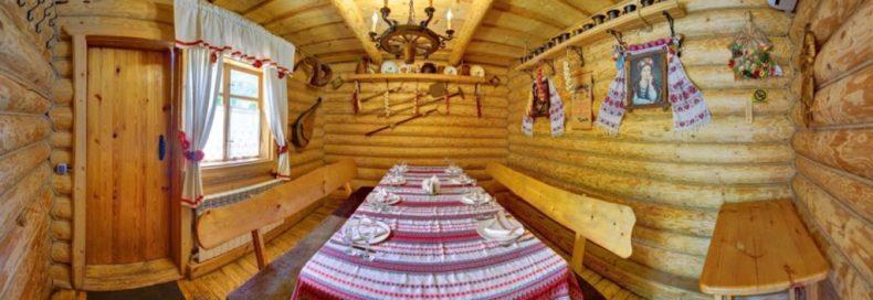 Комплекс дерев'яних будиночків «Смерековий»