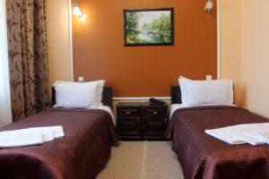 2-місний «Стандарт» з двома односпальними ліжками