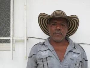 Campesino del Catatumbo. Foto: O.B.