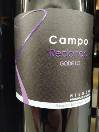 Campo Redondo Godello 2018
