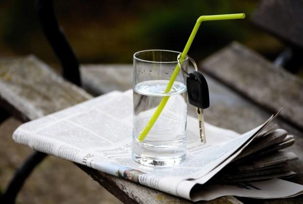 consumo de bebidas con menos o sin alcohol