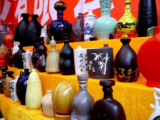 importaciones de vino de china
