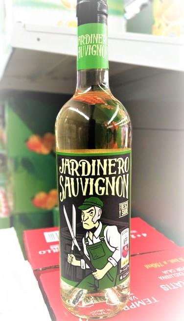 Jardinero Sauvignon 2019