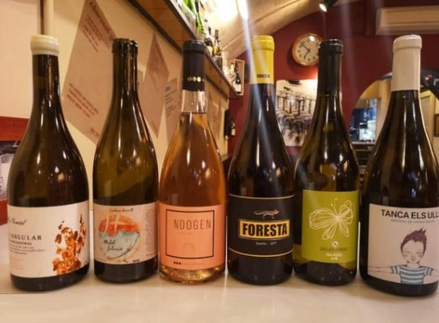 productores de vinos naturales y ecológicos