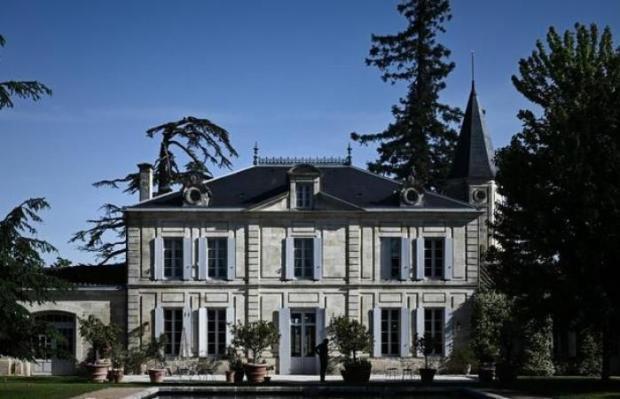 Château Ausone y Château Cheval Blanc