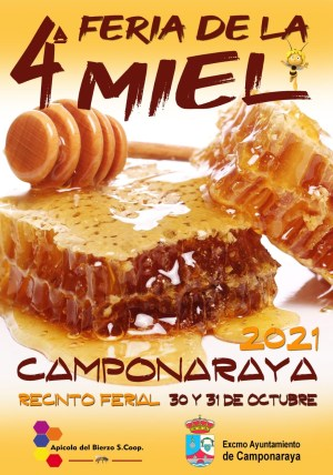 4ª Feria de la Miel Camponaraya 2021