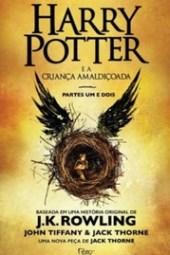 Harry Potter e a Criança Amaldiçoada - J. K. Rowling