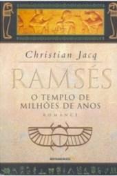O Templo de Milhões de Anos - Christian Jacq