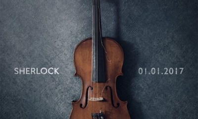 Cartaz 4ª Temporada - Sherlock