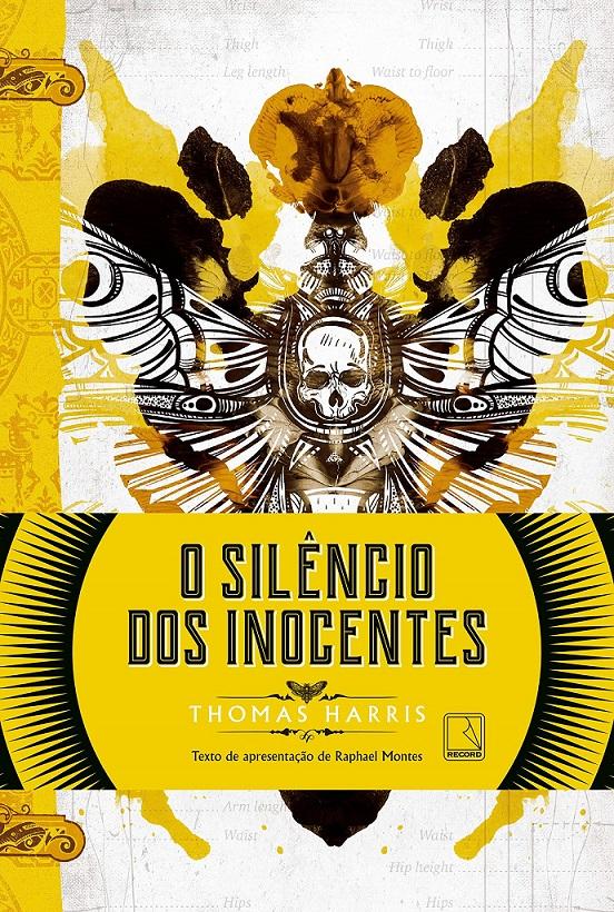O Silêncio dos Inocentes - Thomas Harris [CAPA]