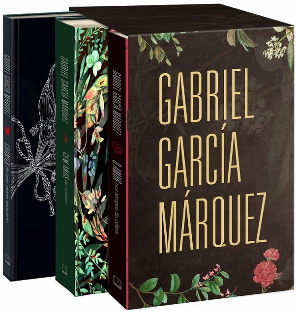 Box Gabriel García Márquez 1