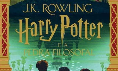 Harry Potter e a Pedra Filosofal - J. K. Rowling [DESTAQUE]