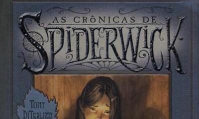 As Crônicas de Spiderwick - Holly Black e Tony DiTerlizzi [DESTAQUE]