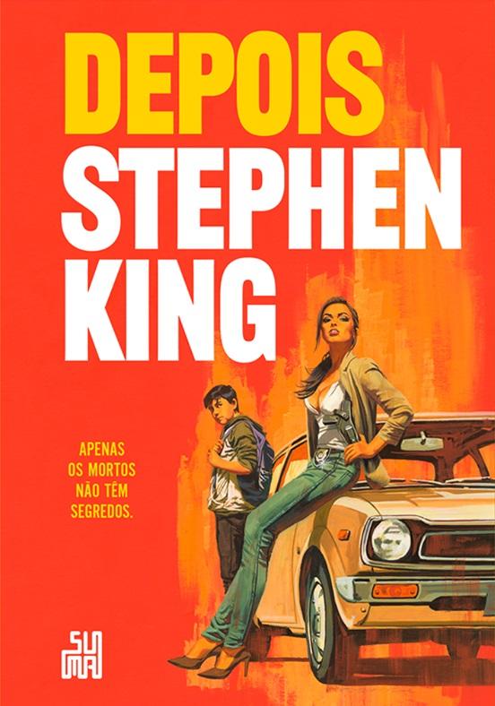 Depois - Stephen King [CAPA]
