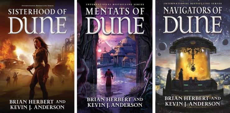 Schools of Dune