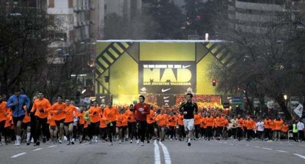 San Silvestre Vallecana Popular 2013