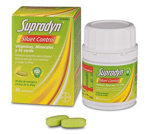 Mejorar la nutrición-Supradyn