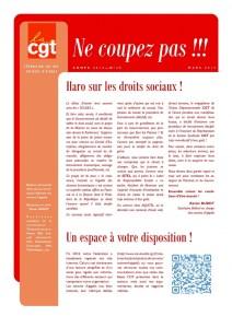 Ne Coupez Pas n°28 : Haro sur les droits sociaux !