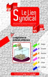 Le lien syndical n°473 – avril 2017