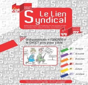 Le lien syndical n°479 – novembre 2017