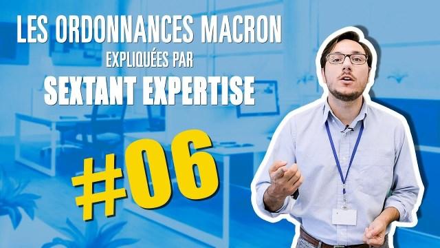 Les Ordonnances Macron 6/7 : les licenciements individuels