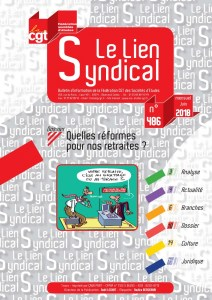 Le lien syndical n°486 – Juin 2018