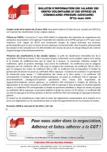 Bulletin d'information des salariés des commissaires-priseurs n°52