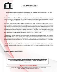 Les Apodectes n°64