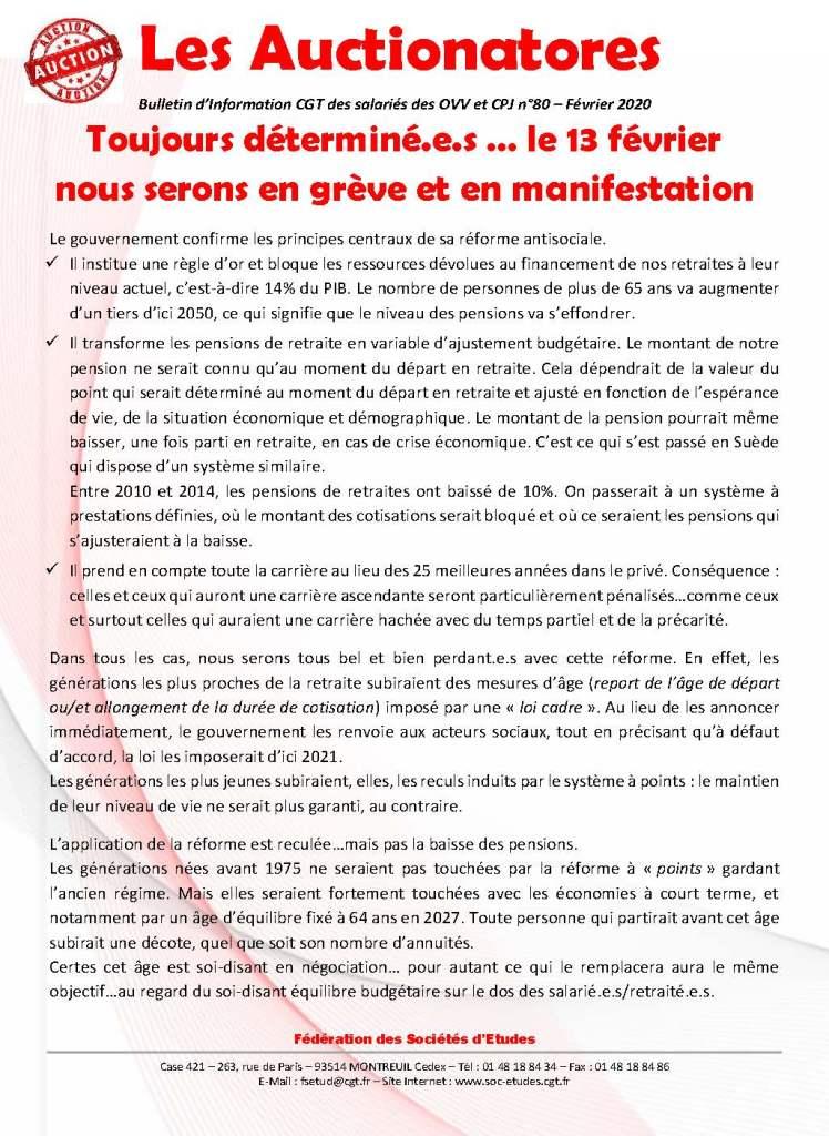Les Auctionatores n°80