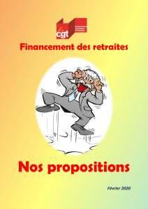 Financement des retraites : nos propositions