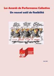 Les Accords de Performance Collective : Un nouvel outil de flexibilité