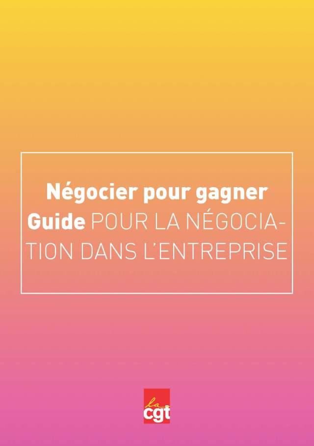 Négocier pour gagner : Guide pour la négociation dans l'entreprise