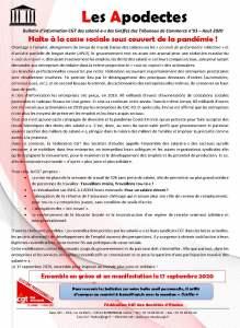 Les Apodectes n°93