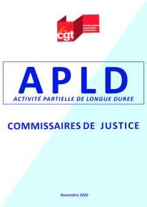 APLD – Commissaires de justice