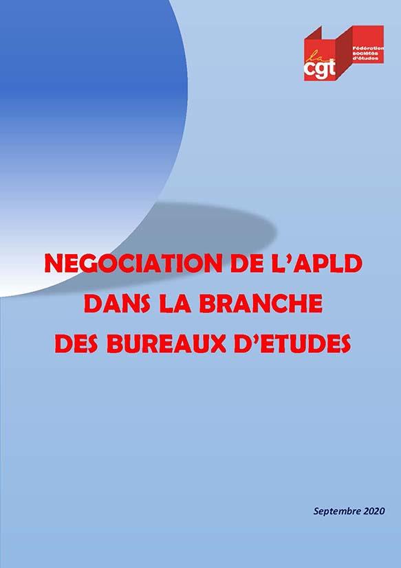 Négociation de l'APLD dans la branche des Bureaux d'études
