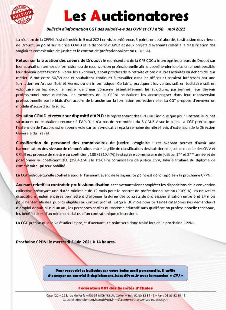Les Auctionatores n°98