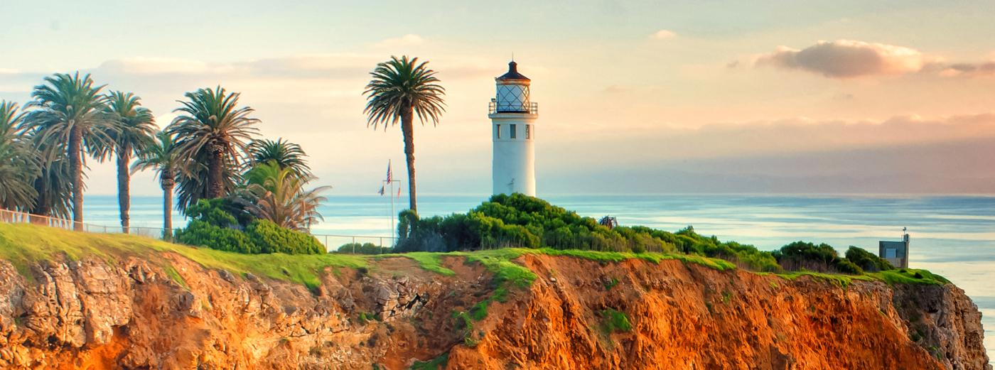 Coast of Southern California