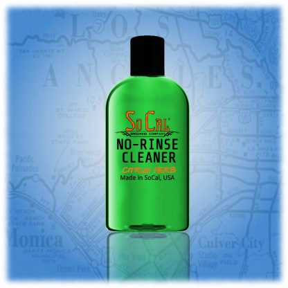 SoCal No-Rinse Cleaner