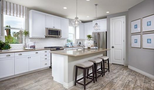 New Homes Panorama City Kitchen