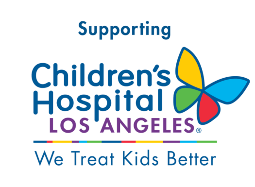 Corey Chambers supporting Children's Hospital Los Angeles