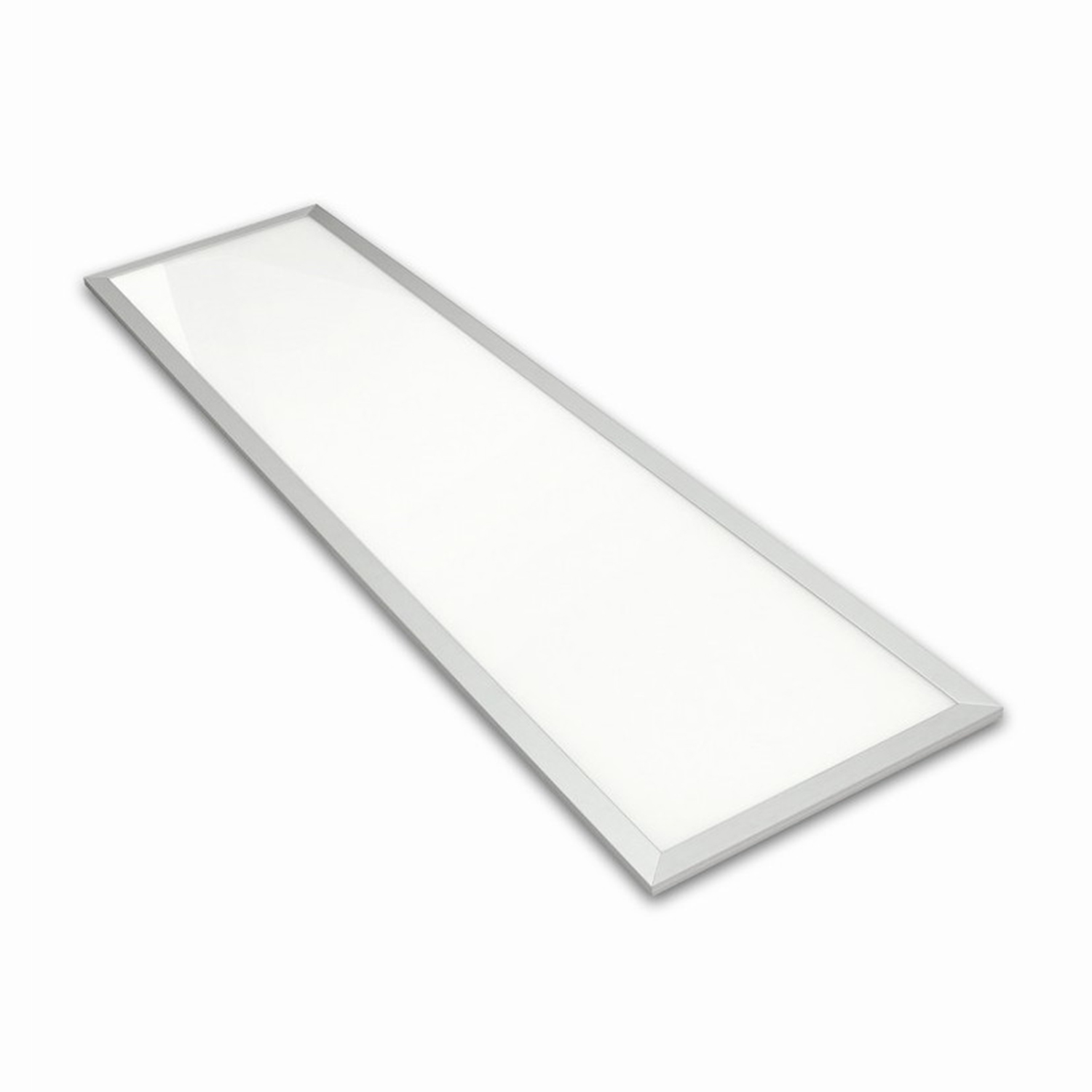 Led panel light 1x4ft fixture 36w 40w 0 10v dimmable pack of 2